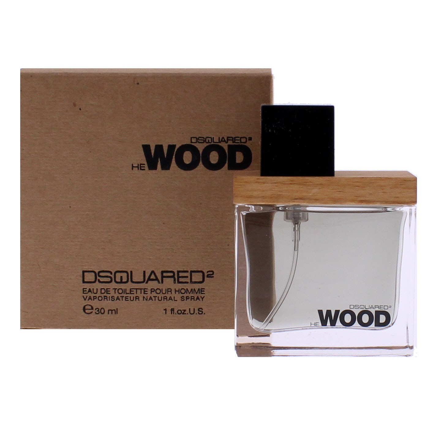 DSQUARED He Wood EDT 30ml
