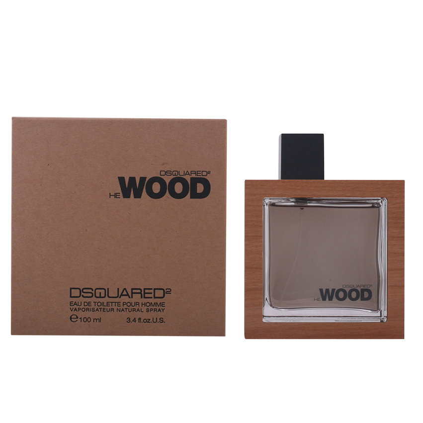 DSQUARED He Wood EDT 100ml
